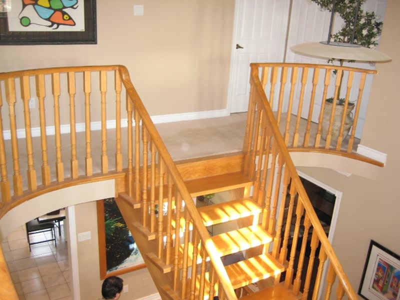 Open Staircase - Woodmood