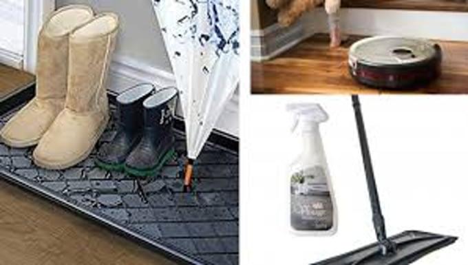 Winter Hardwood Floor Care